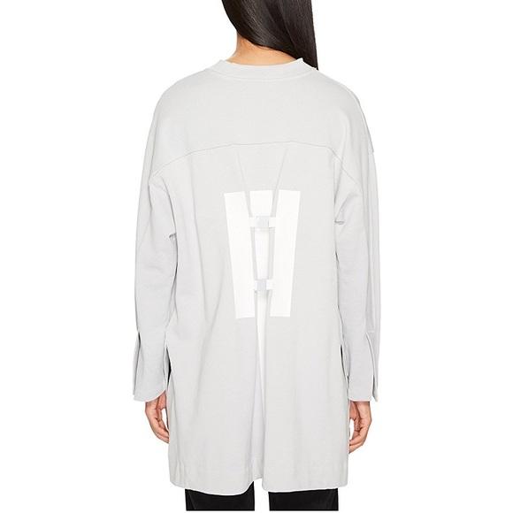 c2fb37e6a3455 Y-3 Yohji Yamamoto Bold 3 Stripes Sweatshirt